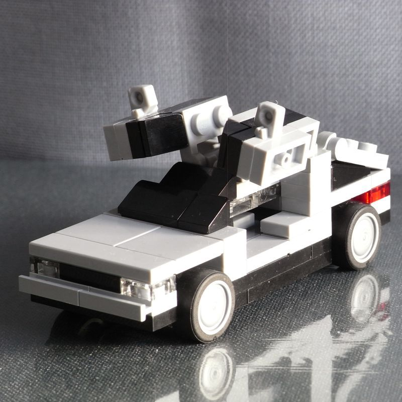 DeLorean DMC-12 (4-Wide)