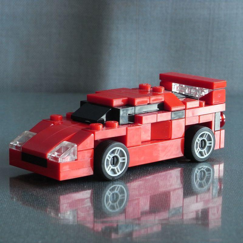 Ferrari F40 V1.2 (4-Wide)