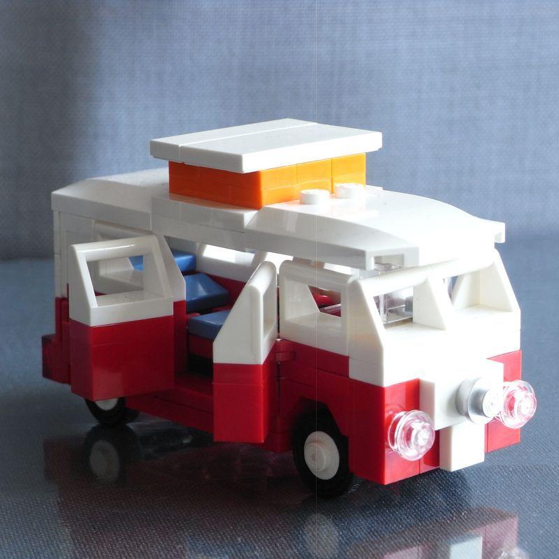 VW T1 Camper Van V3.0/V3.1 (4-Wide)