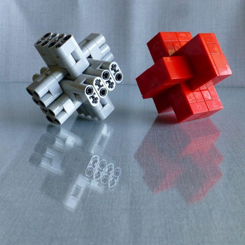 Japanese 3D Puzzle