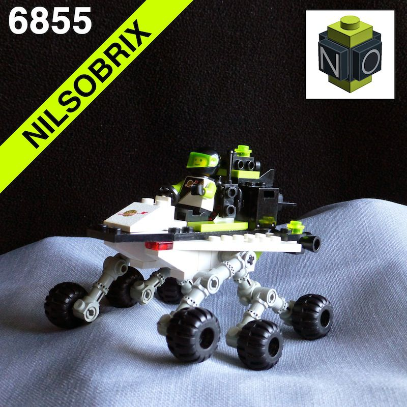 CSPMC2: 6855 Limeuron Exploration Rover