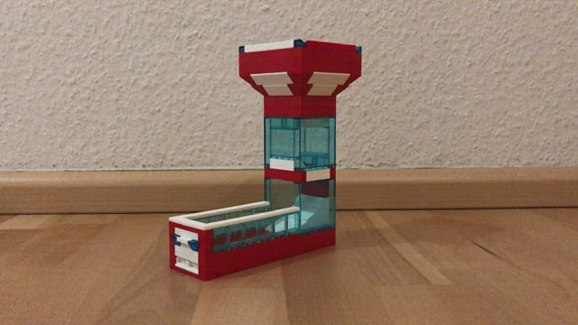 Fire Brigade Dice Tower (MOC)